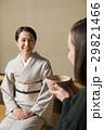 人物 女性 茶道の写真 29821466