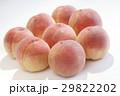 旬の桃 29822202