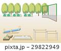 公園の風景 29822949