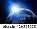 地球の夜明け 29823025
