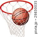 バスケットボールのゴール 29830035