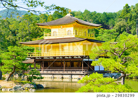 京都 金閣寺 29830299