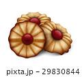 クッキー ベクトル ビスケットのイラスト 29830844