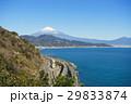 薩埵峠 富士山 東名高速道路の写真 29833874