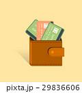 カード 葉書 名刺のイラスト 29836606