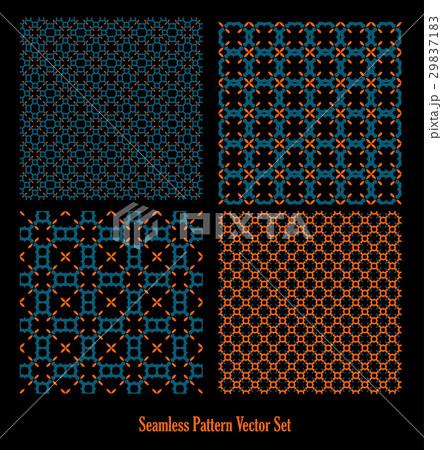 seamless pattern darkのイラスト素材 [29837183] - PIXTA
