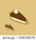 ベクトル チョコレート クリームのイラスト 29839670