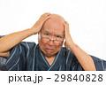 シニア 男性 おじいさんの写真 29840828