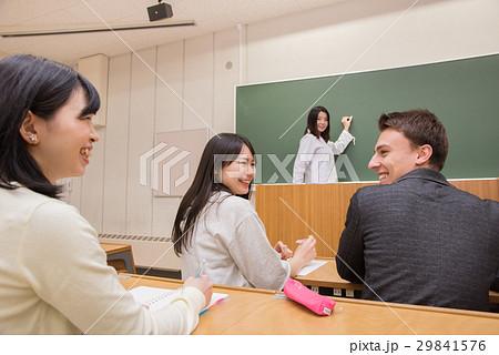 大学の講義 29841576