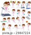 女性 アイドル 歌手のイラスト 29847224