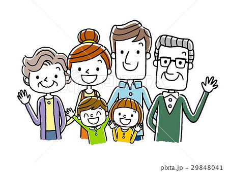 家族:3世代 29848041