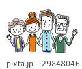 家族:2世代 29848046