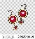 イヤリング 耳飾 耳飾りのイラスト 29854019
