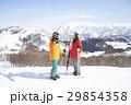 スキー場 カップル 29854358