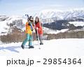 スキー カップル ポートレート 29854364