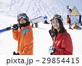 スキー カップル 29854415