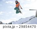 スノーボード 男性 ジャンプ 29854470