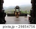 香炉 山背景 山の風景 29854756