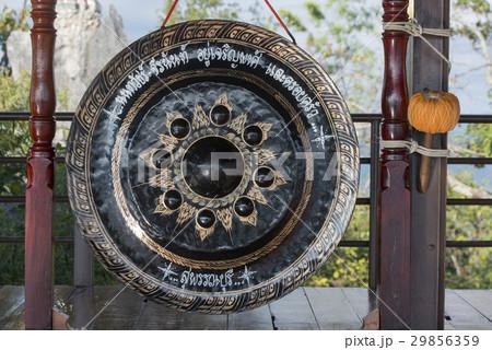 THAILAND LAMPANG WAT GONGの写真素材 [29856359] - PIXTA