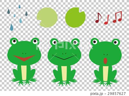 青蛙插圖 29857627