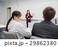 講義 女性 授業の写真 29862380