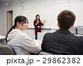 講義 女性 授業の写真 29862382