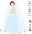 結婚 花嫁 全身 ばら 29864982