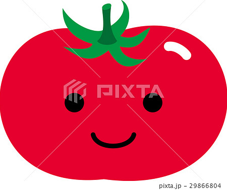 トマト キャラクター 29866804