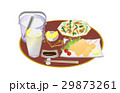 食べ物 料理 晩酌のイラスト 29873261