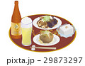 食べ物 料理 晩酌のイラスト 29873297