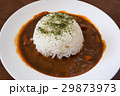 カレー カレーライス ご飯の写真 29873973