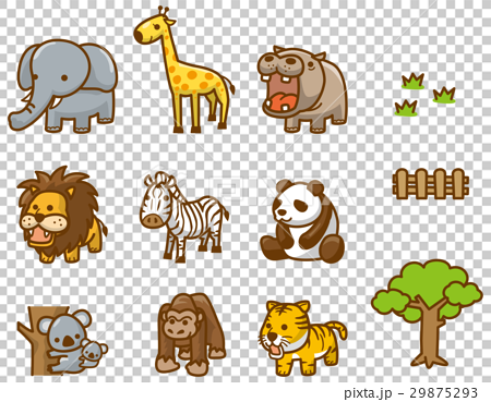 animal, animals, set 29875293