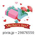 プレゼント 母の日 年中行事のイラスト 29876550