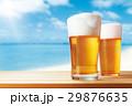 夏のビール 29876635