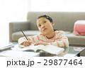 女の子 勉強 29877464