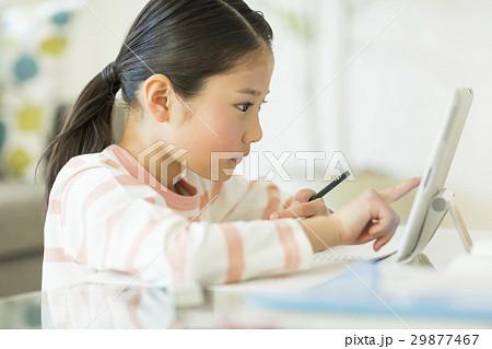 女の子 勉強 29877467