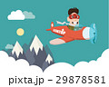 Illustration of entrepreneurship business concept 29878581