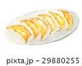 餃子 料理 焼き餃子のイラスト 29880255