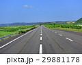 サロベツ原野 オロロンライン 道の写真 29881178