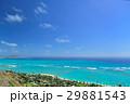 ハワイ ラニカイ 海の写真 29881543