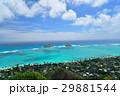 ハワイ ラニカイ 海の写真 29881544