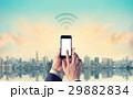 ワイファイ ビジネス スマートフォンの写真 29882834