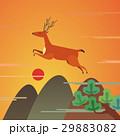 動物 しか シカのイラスト 29883082