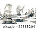 チェス ゲーム 試合のイラスト 29883204