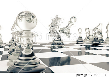 Chess games, victory, success in competition 29883204
