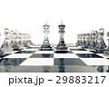 チェス ゲーム 試合のイラスト 29883217