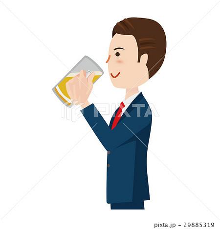 ビジネスマン ビール 29885319