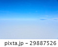 ボリビア ウユニ塩湖 青空の写真 29887526