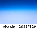 ボリビア ウユニ塩湖 青空の写真 29887529