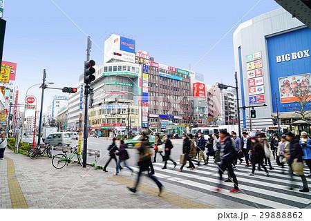Takadanobaba Station, Tokyo, Japan 29888862